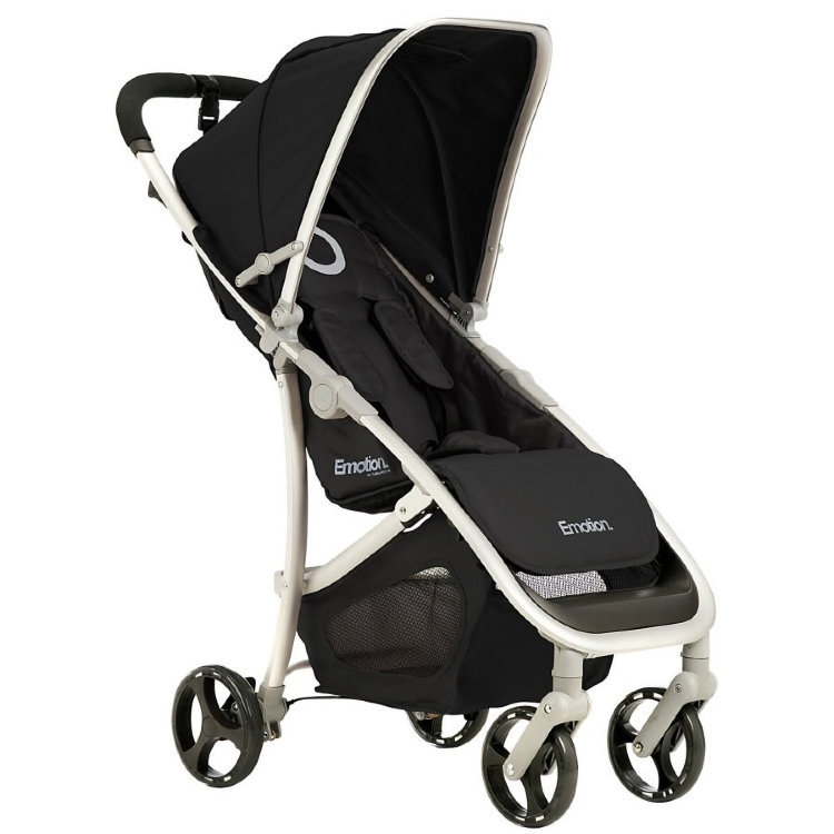 Коляска Babyhome Emotion Black
