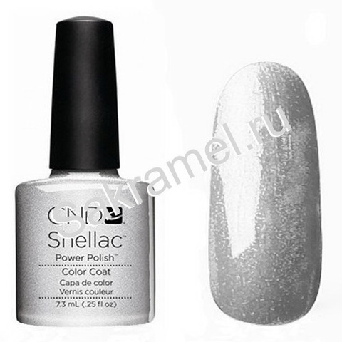 CND-Shellac Silver Chrome 7,3ml