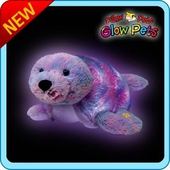 Pillow Pets Glow Pets - Seal 12