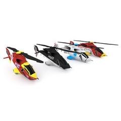 Majorette Вертолет со звуком в ассортементе (205317)