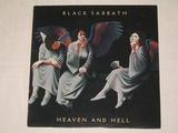 Black Sabbath / Heaven And Hell (LP)