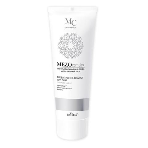 Белита MEZOcomplex Мезопилинг-скатка для лица Глубокое очищение (туба) 100мл