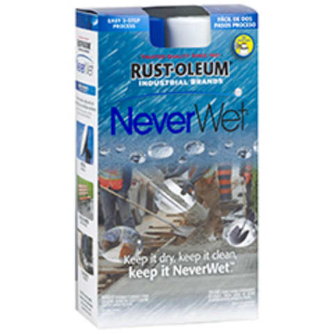 NeverWet Liquid Repelling Treatment Industrial Spray Kit водоотталкивающее самоочищающееся покрытие