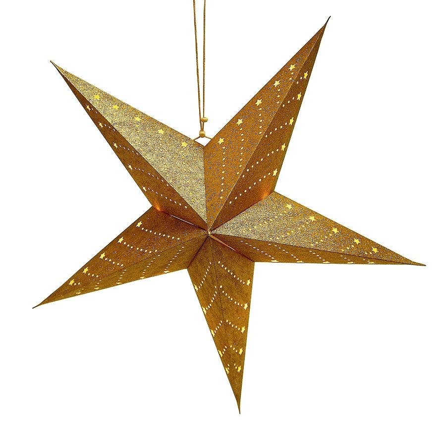 Гирлянды LED-светильник подвесной Star 60 см., золотой EnjoyMe 2fbcfa405ae402b8d2b0bc5e67b812a4.jpeg