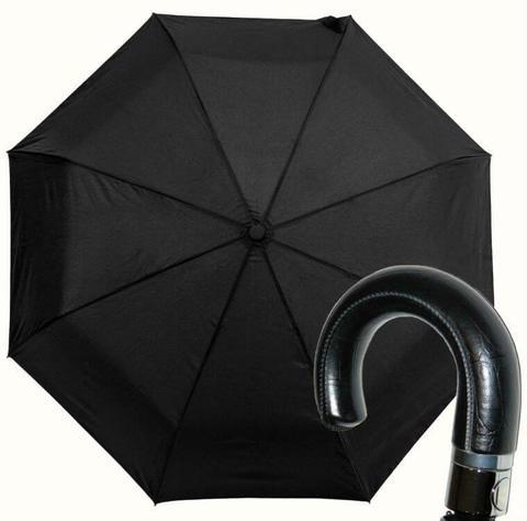 Купить онлайн Зонт складной Barbarina 2311 Uomo nero в магазине Зонтофф.