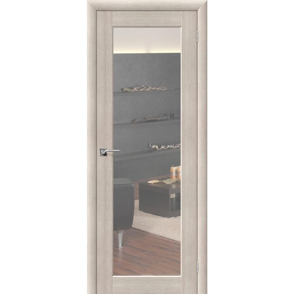 Двери El Porta Аква Дверь 1/2 Cappuccino Veralinga с зеркалом с одной стороны eko-akva-7-cappuccino-dvertsov.jpg