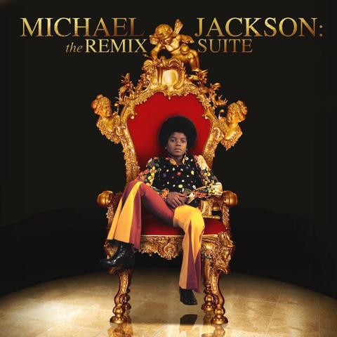 Michael Jackson / The Remix Suite (RU)(CD)