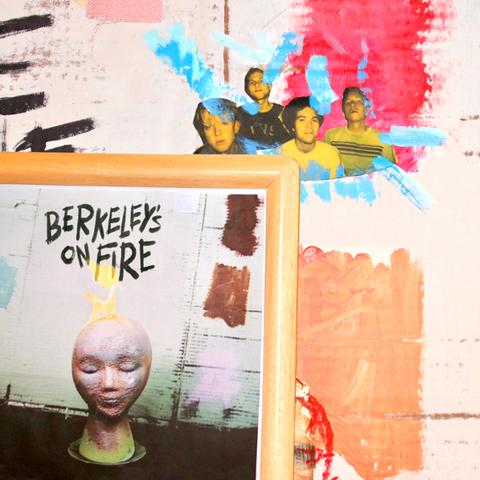 SWMRS / Berkeley's On Fire (LP)
