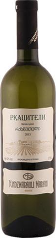 Вино Kindzmarauli Marani Rkatsiteli, 0.75 л