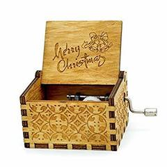 Music box Merry Christmas