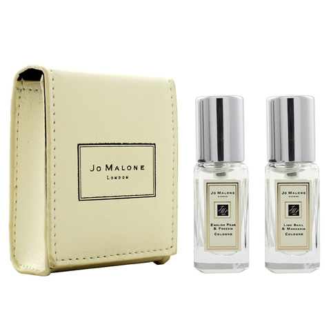 Мини-набор Jo Malone 2*9ml (Lime Basil&Mandarin, English Pear&Freesia)