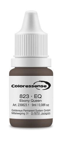 Ebony Queen • 9 мл • Coloressense • пигмент-концентрат для бровей • 823