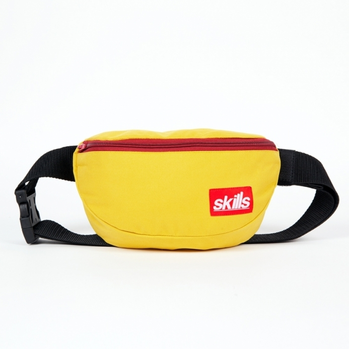 Сумка SKILLS Small Patch Bag YELLOW