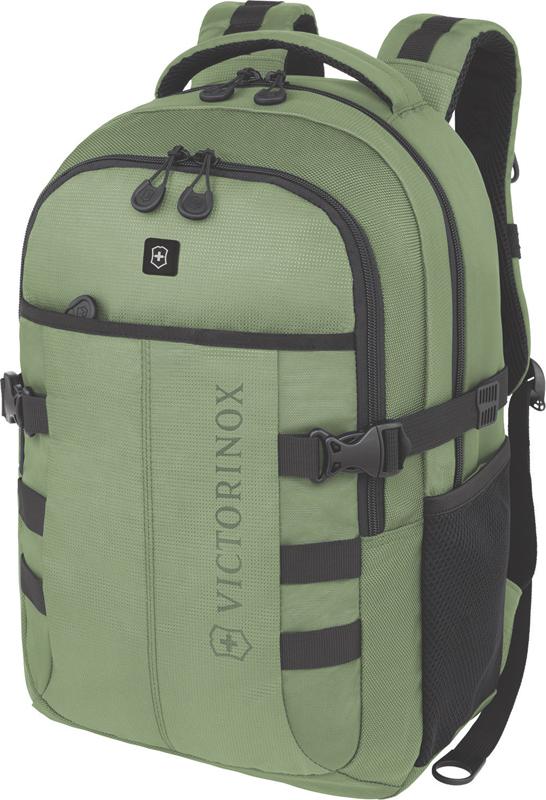 Рюкзак Victorinox VX Sport Cadet 16'', зеленый, 33x18x46 , 20 л