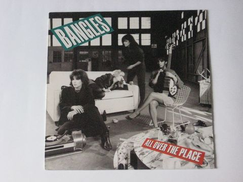 Bangles / All Over The Place (LP)