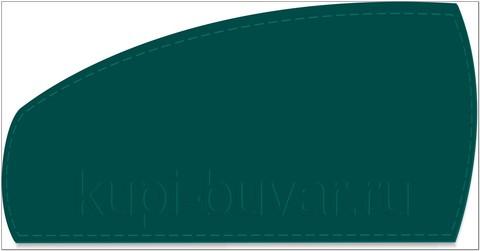 кожаный бювар - подложка на стол Гроссето-26 (R,L)