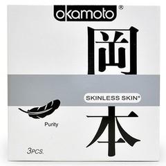 Презервативы OKAMOTO Skinless Skin Purity No.3