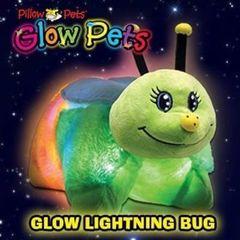 Pillow Pets Glow Pets - Snail 12