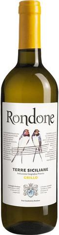 Вино Рондоне Грилло защ. геог. указ. бел. сух. 0,75л  13% Италия