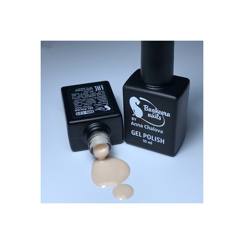 Bagheera Nails BN-125 гель-лак 10 мл