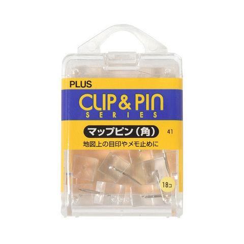 Кнопки силовые Plus Clip & Pin CP-108R
