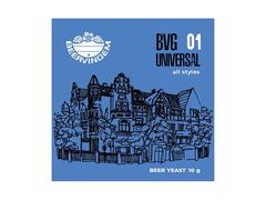 Дрожжи Beervingem Universal BVG-01 10г