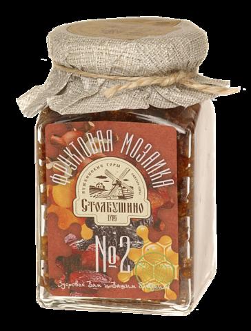 Паста фруктово-ореховая №2