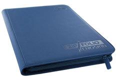 Ultimate Guard - Синий гибкий альбом XenoSkin на молнии на 360 карт (3х3)