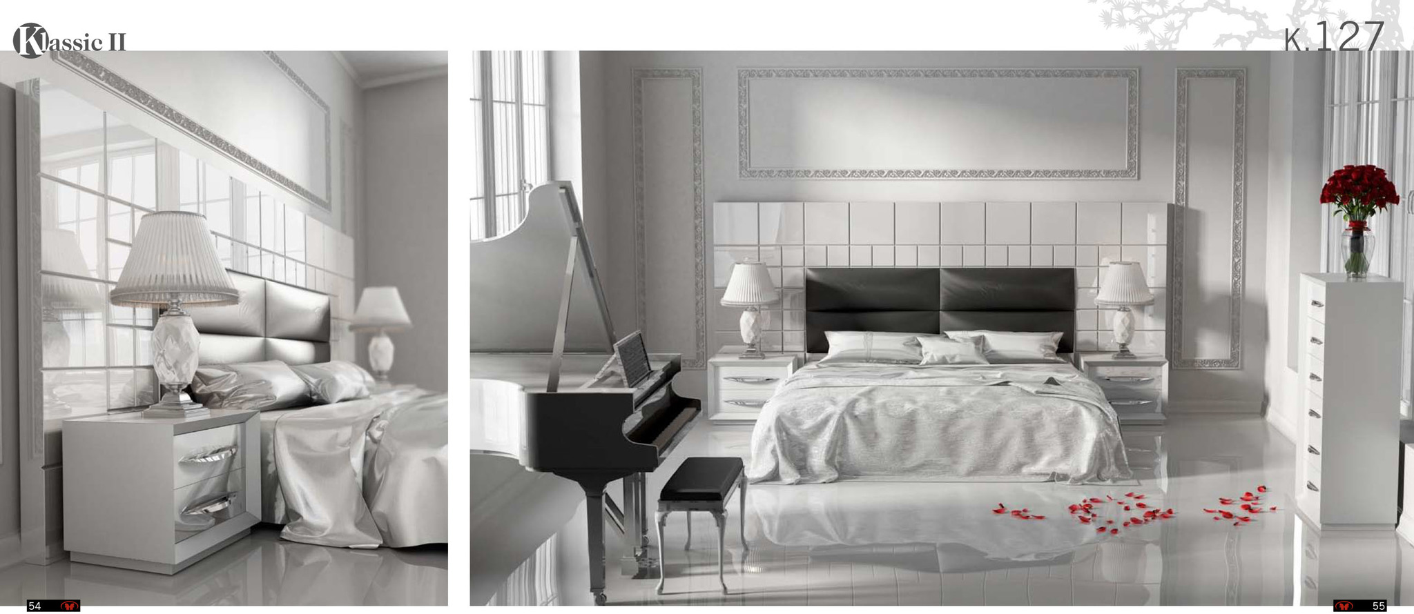 Спальня Franco Furniture Miami