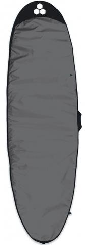 Чехол для серфборда Channel Islands 8'0'' FL Longboard Bag, Charcoal