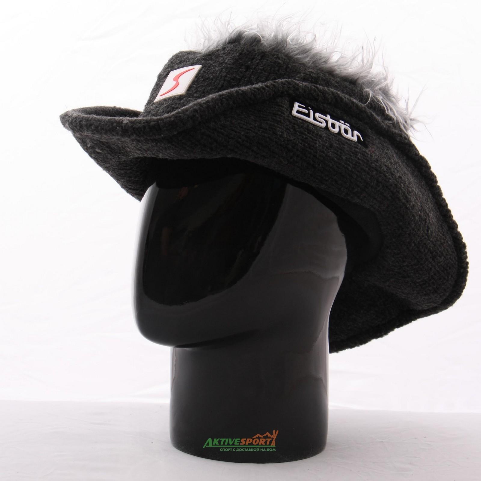 Eisbar Шляпа горнолыжная с волосами Eisbar Henry Hat SP 408 403507-408.jpg