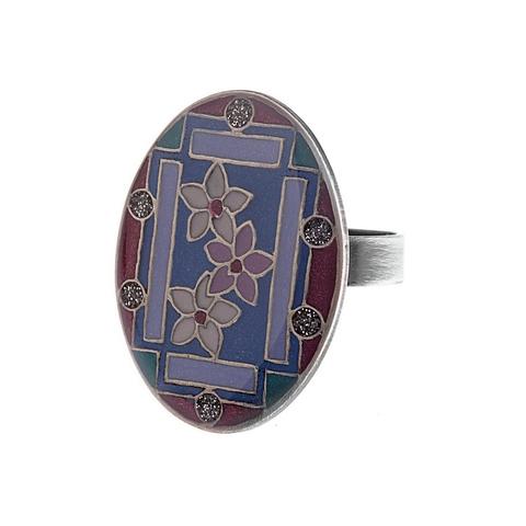 Кольцо Clara Bijoux K75801 BL