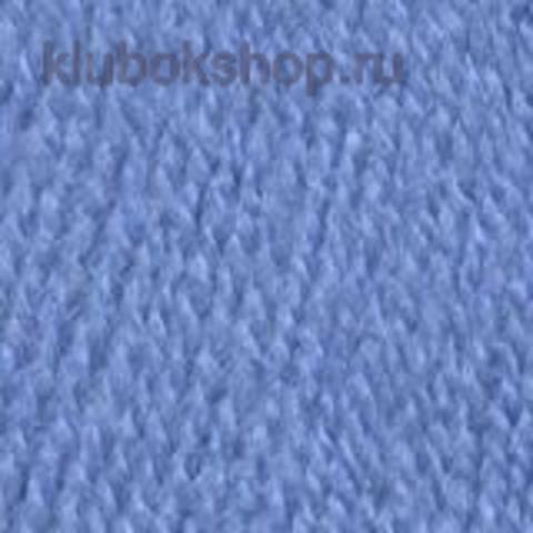 Пряжа ПОДМОСКОВНАЯ (Троицкая) Светло-голубой 300