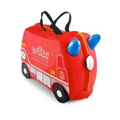 Детский чемодан Trunki Frank Fire Truck Пожарная машина