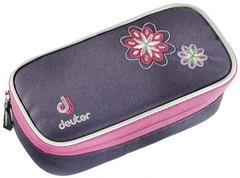 Пенал для школы Deuter Pencil Case для девочек blueberry-flower