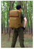 Тактический рюкзак Mr. Martin 5008 Black 55L