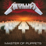 Metallica / Master Of Puppets (RU)(CD)