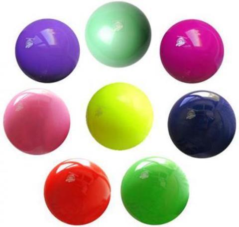 Мяч одноцветный PASTORELLI New Generation 18 см.