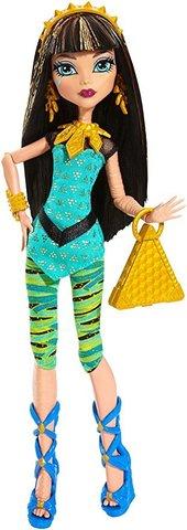 Кукла Монстер Хай Клео де Нил (Cleo de Nile) -Signature Look Core, Mattel