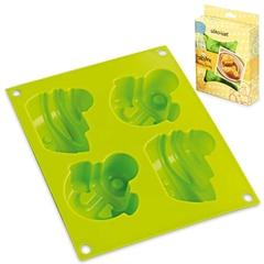Форма для кексов Silikomart Baby Line HSF07