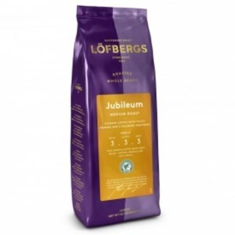 Кофе в зёрнах Lofbergs Jubileum
