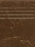 Коричневый под мрамор HPN 11206   1200*300*14