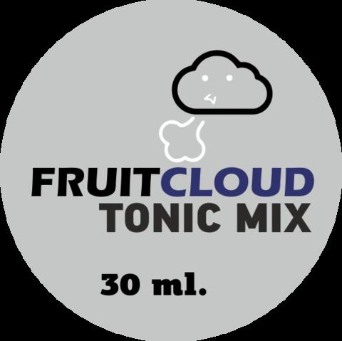 Премиум жидкость для электронных сигарет Tonic Mix, 1 мг