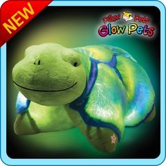 Pillow Pets Glow Pets - Turtle 12