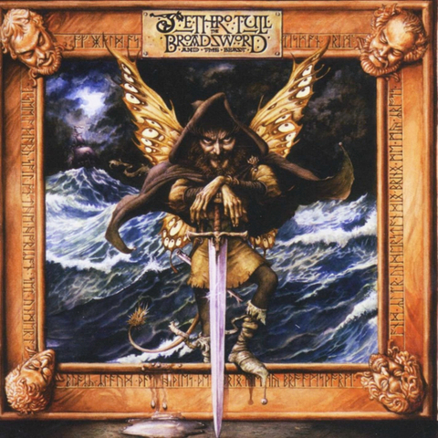 Jethro Tull / The Broadsword And The Beast (CD)