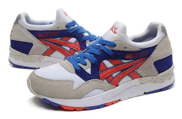 Asics Gel Lyte 5 (Fiery Red) (003)