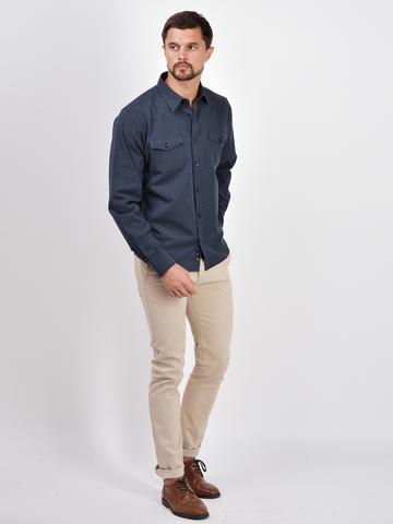 Рубашки д/р муж.  M922-02C-61JR