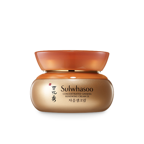 Sulwhasoo Concentrated Ginseng Renewing Cream EX, 60 мл