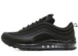 Кроссовки Мужские Nike Air Max 97 Triple Black