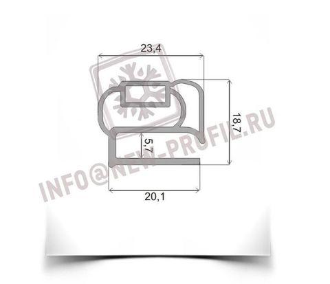 Уплотнитель 62*52 см для холодильника Саратов-2М КХШ-85. профиль 014
